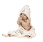 So Pure Sophie la girafe Hooded Bath Towel